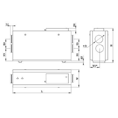 Shuft UniMAX-P 1400SW EC